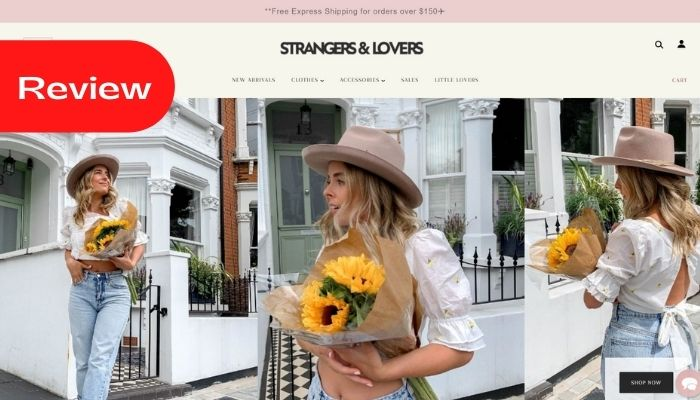 Strangers and Lovers Clothing Review